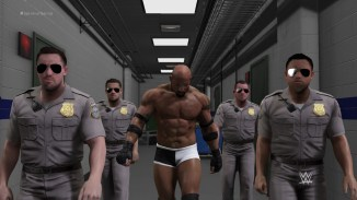 WWE 2K17 Review Goldberg