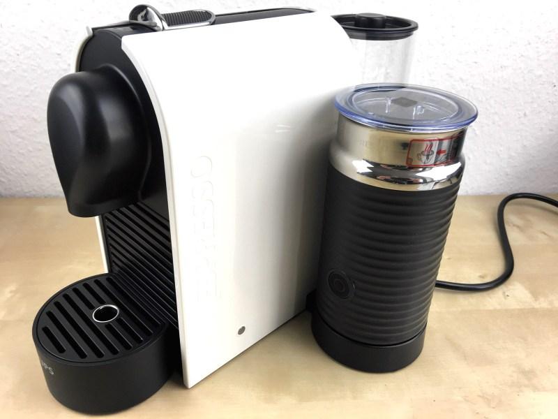 Krups Nespresso Umilk XN 2601 XN 2601 + Aeroccino 3 9