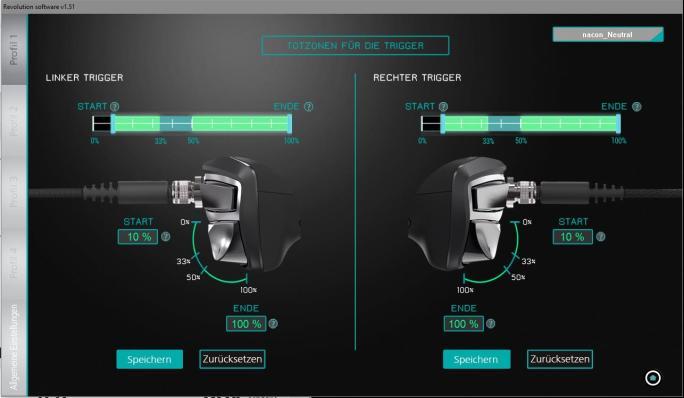Nacon Revolution Pro Controller PS4 - Software 5