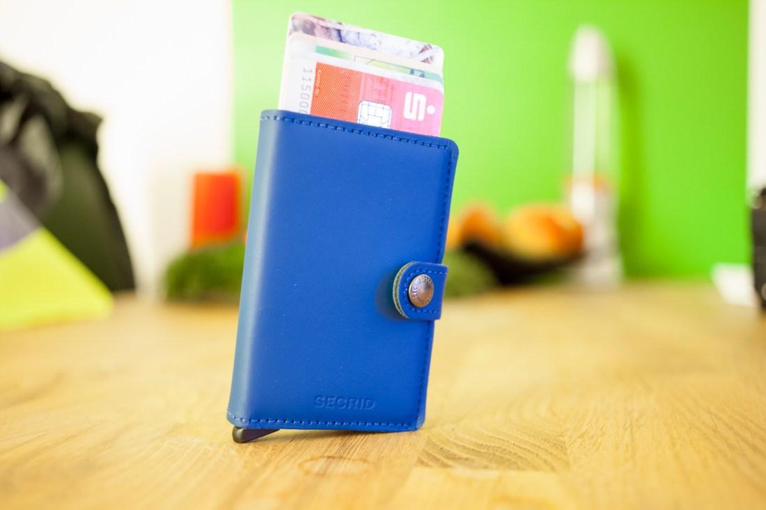 Secrid miniwallet - Sicherheit für RFID Karten 1