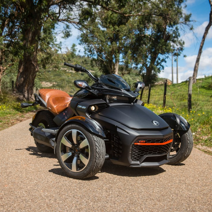 Can-Am Spyder F3S