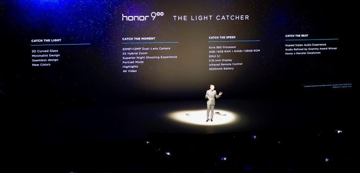Honor 9 Global Launch Event - 16