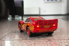 Ultimate Lightning McQueen Back
