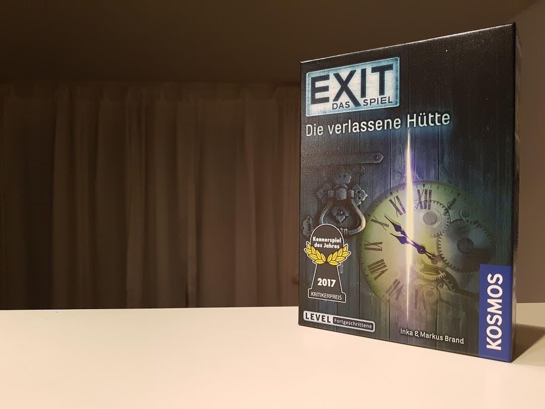 exit kartenspiel