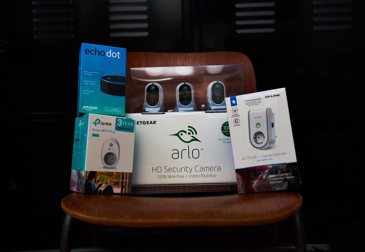 Amazon Smart Home-Shopping-Haul