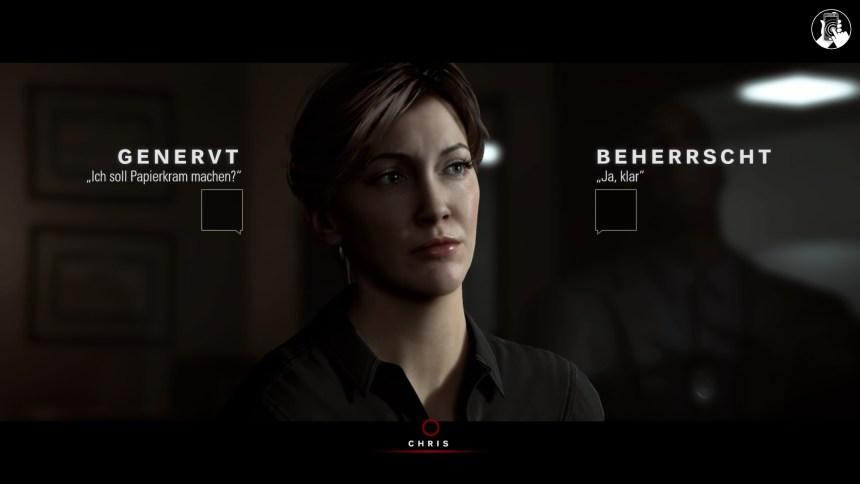 Screenshot von Becky