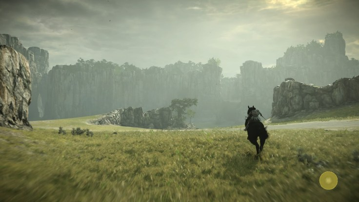 SHADOW OF THE COLOSSUS Agro Reiten