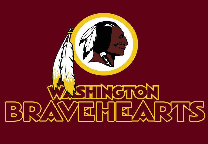 Washington Bravehearts logo