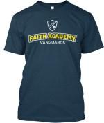 Faith Academy shirt style 1