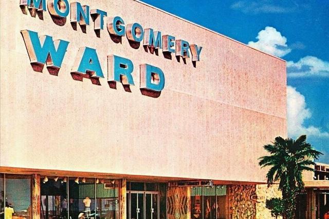 Montgomery Ward