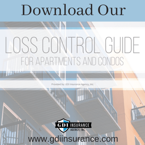 apartment and condo loss prevention