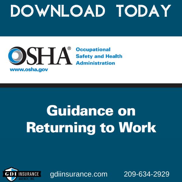 OSHA Guidance download