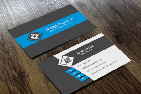 Business Cards Design Examples for Inspiration   Design   Graphic     Creative Business Card Template  FREE PSD