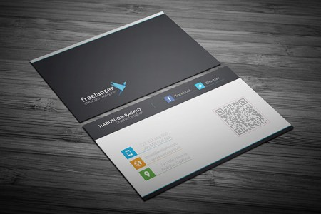 Free Business Cards PSD Templates   Print Ready Design   Freebies     Creative Business Card PSD Template
