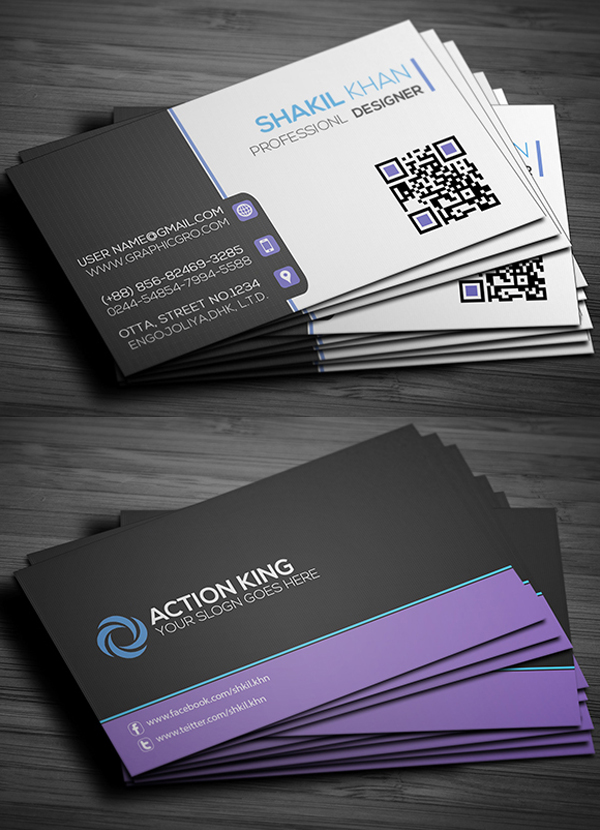 images for free business cards templates photoshop