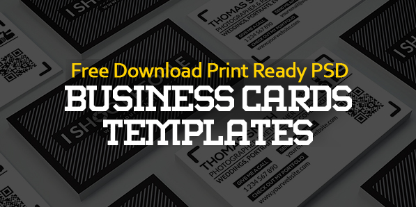 Free Business Cards PSD Templates   Print Ready Design   Freebies     25 Free Business Cards PSD Templates     Print Ready Design