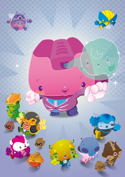 How to Design The Secrets of Cute Character Art Design Revealed in Illustrator