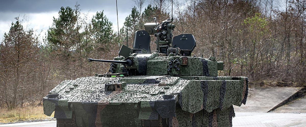 General Dynamics Land Systems–Australia unveils AJAX-based
