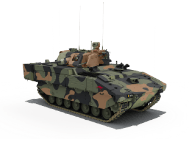 GDLS Infantry Fighting Vehicle
