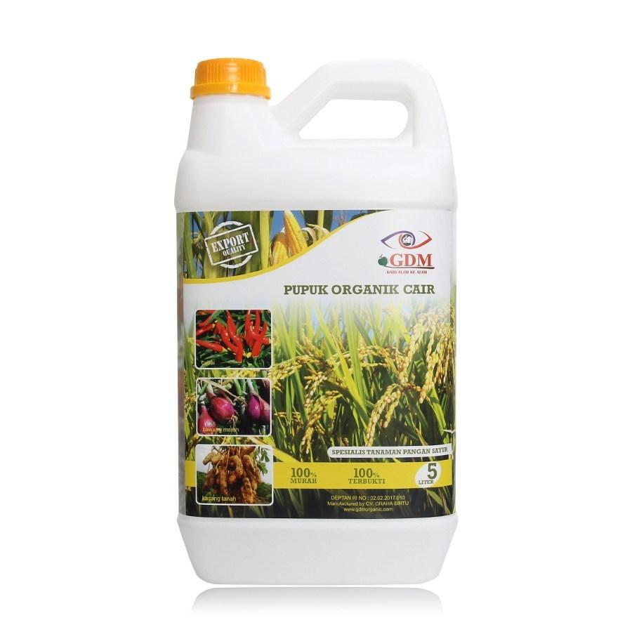 pupuk organik cair spesialis pangan GDM