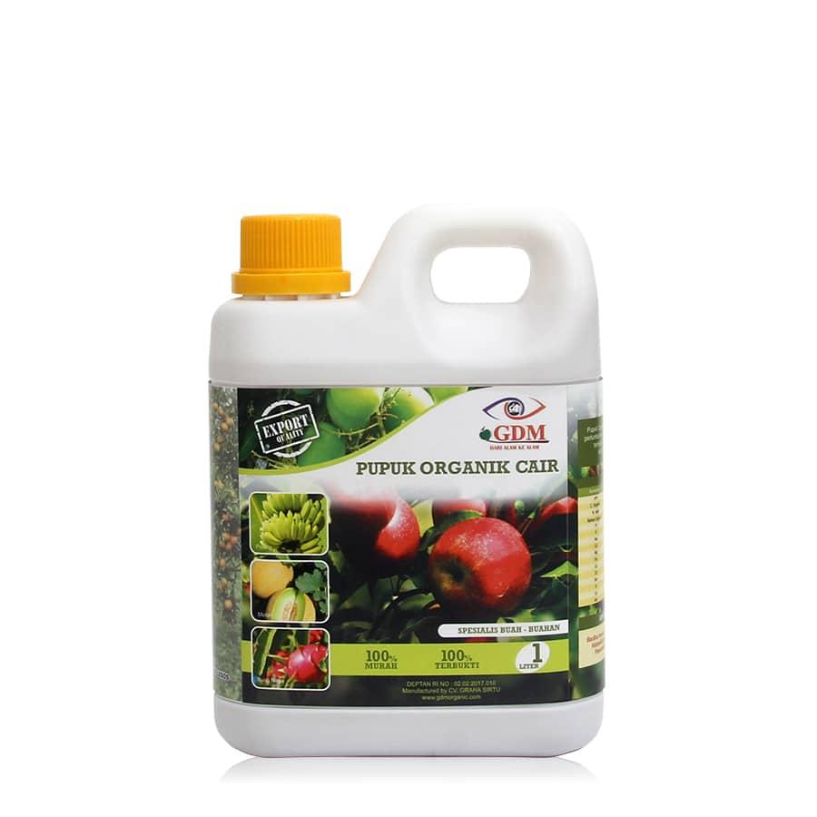 produk pupuk organik cair gdm spesialis buah 1ltr