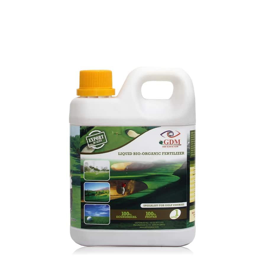 produk pupuk organik cair gdm spesialis golf 1ltr