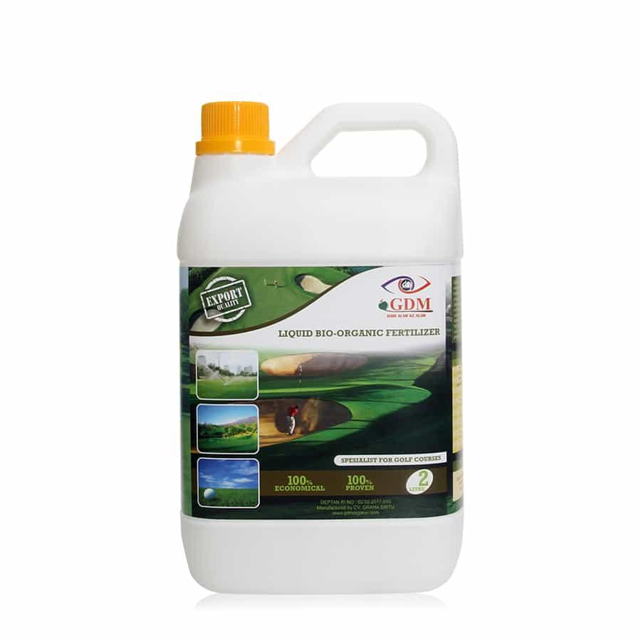 produk pupuk organik cair gdm spesialis golf 2ltr