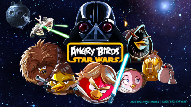 Tesco Angry birds Star Wars