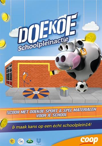 Coop_Doekoe-actie-poster
