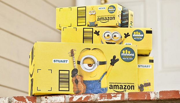 Minions Amazon