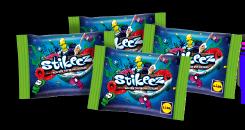 Lidl Flow pack Stikeez