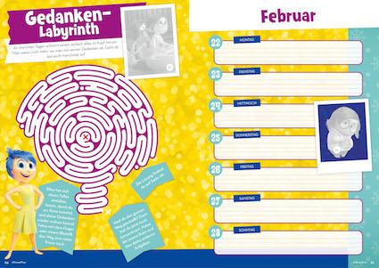 Coop Fanta Diario pages