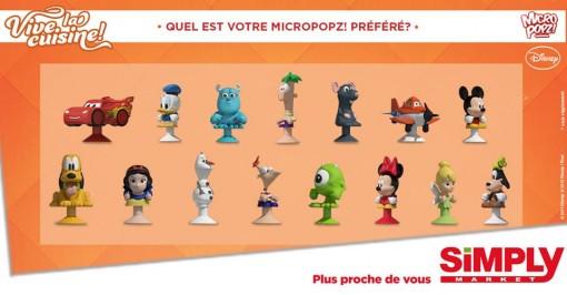 Simply market Micro Popz all