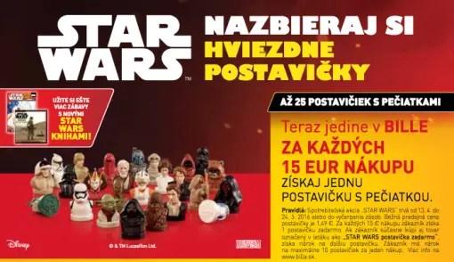 Billa SK StarWars folder
