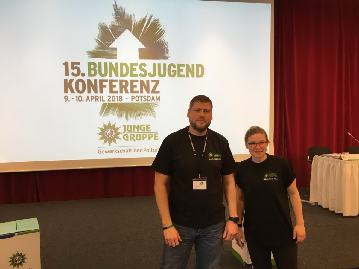 Bundesjugendkonferenz unter Beteiligung der KG Nienburg