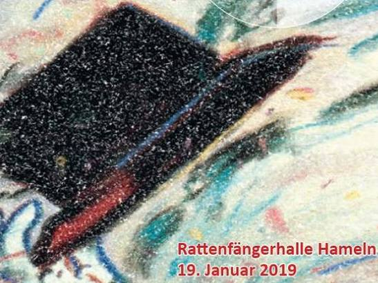 Herzliche Einladung zum Polizeiball Hameln 2019