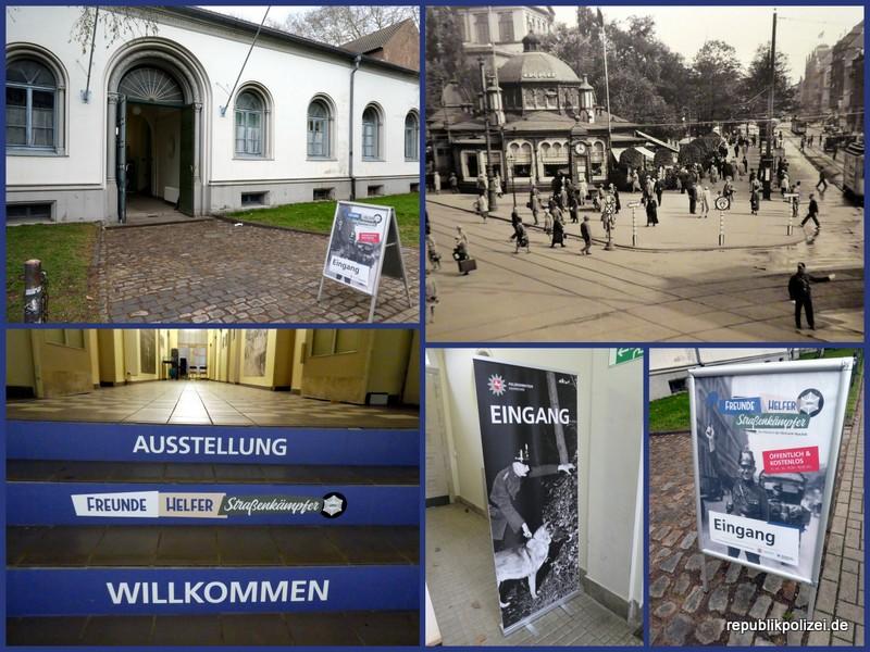 Die Ausstellung zur Polizei in der Weimarer Republik kommt im Jahr 2019 auch nach Göttingen und Hildesheim