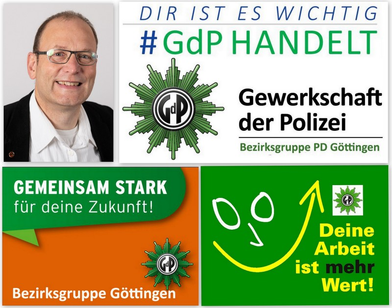 Grundprinzip (innergewerkschaftliche Werte) der Arbeit in unserer GdP-Bezirksgruppe Göttingen: