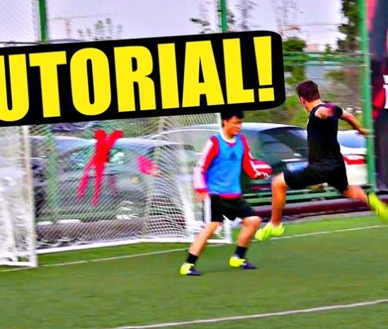 SKILLTWINS NINJA AKKA Tutorial ★ Learn Amazing Footba…