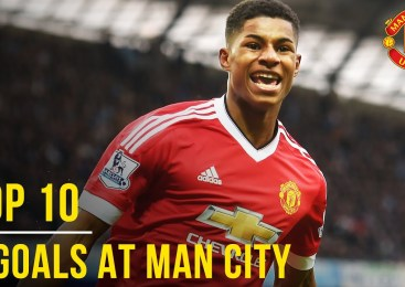 Manchester United's Top 10 Premier League Goals At Man …