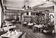"Oberhof in 1980: ""Beograd"" Restaurant in the Interhotel Panorama."