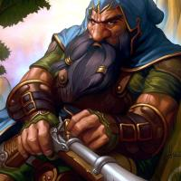 World of Warcraft Gdr: Thordar, cacciatore nano