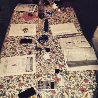 Tavolo da gioco - Nameless Land