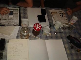 Caffè + Dark Heresy = <3