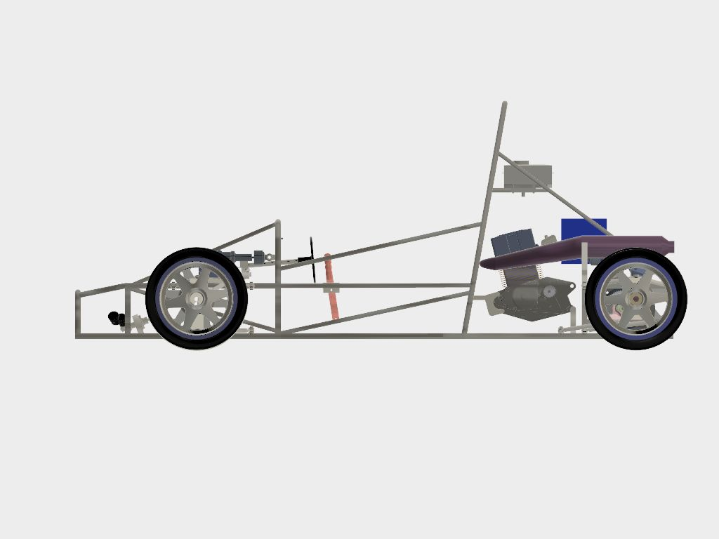 Race Car Chassis Autodesk Online Gallery