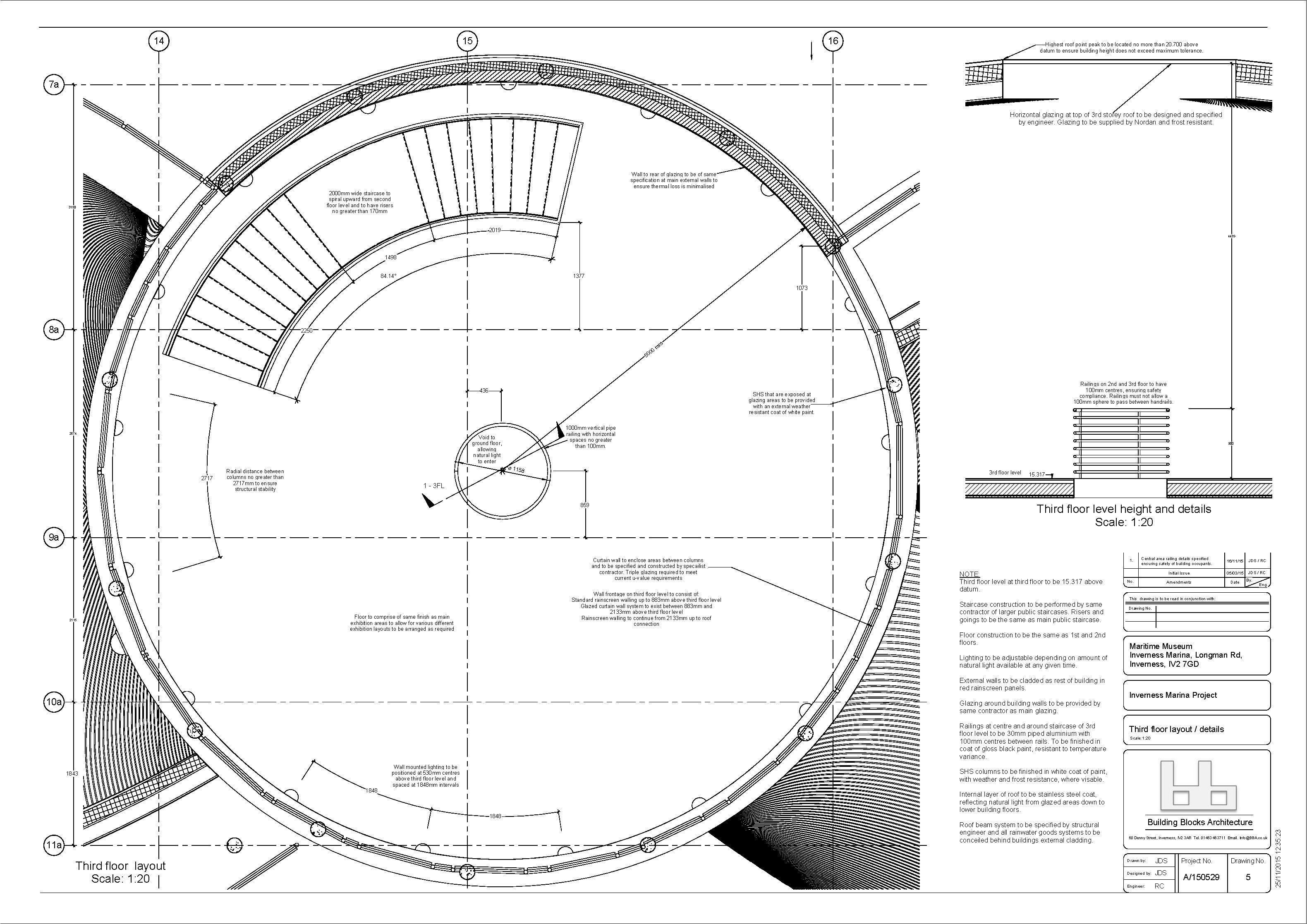 Highland Maritime Museum Autodesk Online Gallery