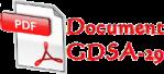 Télécharger l'Info GDSA-29 -1 de février 2018