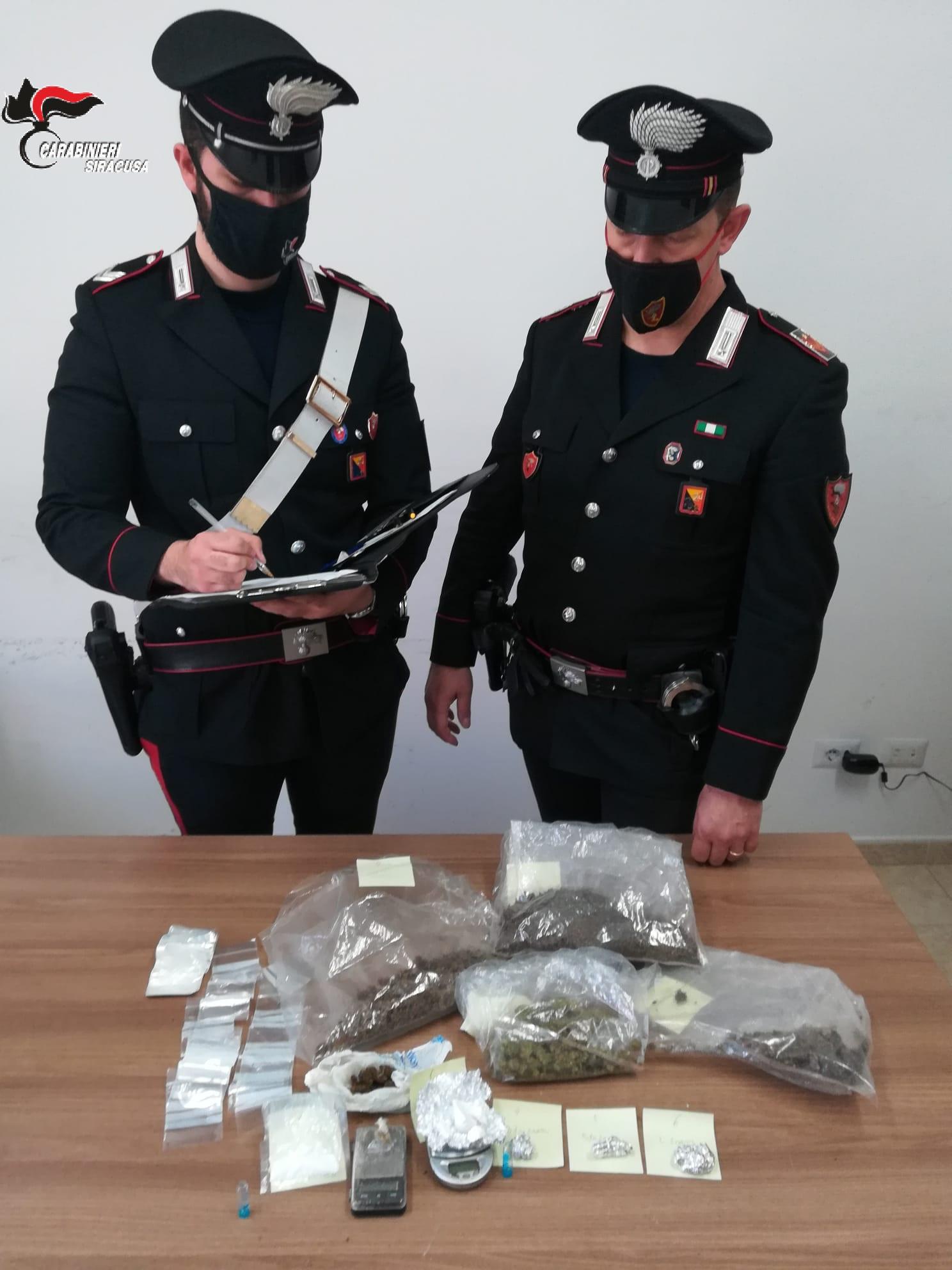 Augusta, garage adibito a deposito di droga: arrestato un 29enne - Giornale  di Sicilia