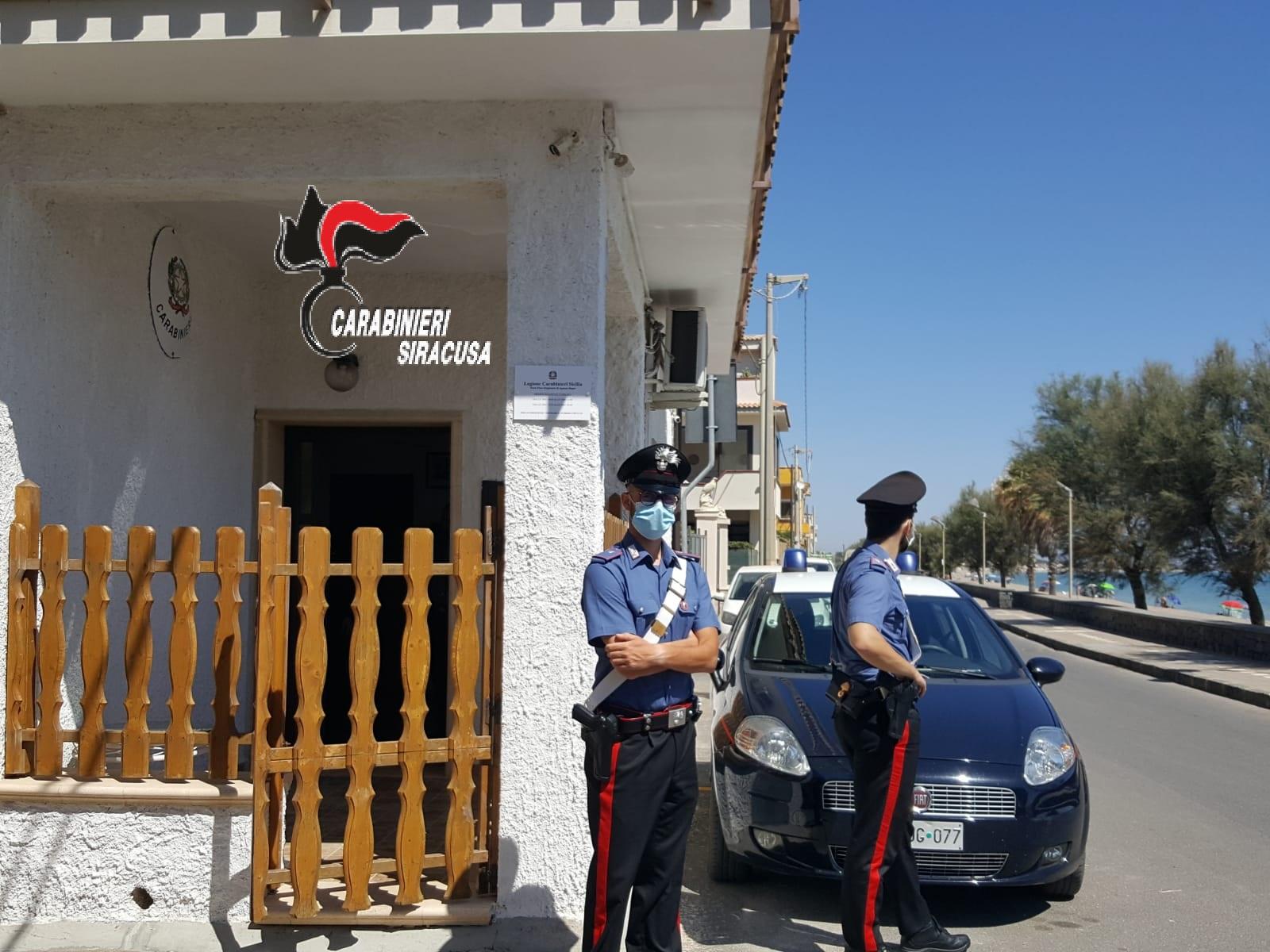 Augusta, inaugurato il posto fisso stagionale dei carabinieri ad Agnone  Bagni - Giornale di Sicilia