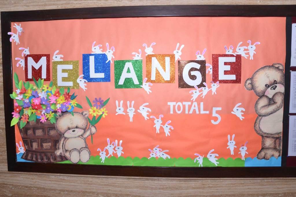 Melange Total5 2018